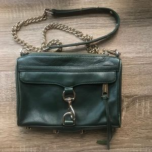 REBECCA MINKOFF Mini MAC crossbody purse